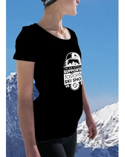 T Shirt Solidaire Femme