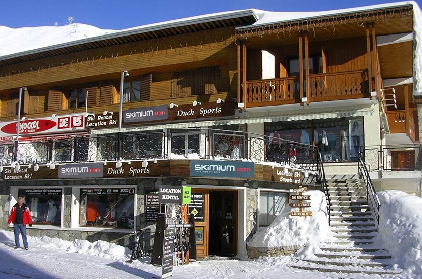 Duch Sports Tignes - Le Lac